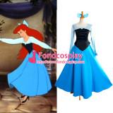 Princess Ariel Dress Movie Costume Cosplay Tailor-Made[G1007]
