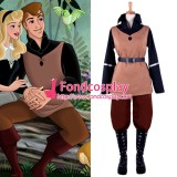 The Sleeping Beauty - The Prince Phillip Costume Cosplay Tailor-Made[G1397]