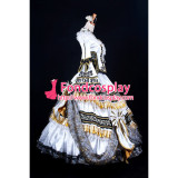 Versailles Hizaki Visual J Rock Outfit Dress Cosplay Costume Custom-Made[G730]