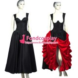 O Dress The Story Of O Bodice With Bra Skirt Cosplay Costume Tailor-Made[G1333]