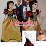 Snow White Princess Dress Limited Edition  Costume Cosplay[G1438]