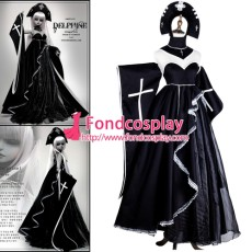 Sd Doll Dress Gothic Punk Costume Cosplay Costume Tailor-Made[G1748]