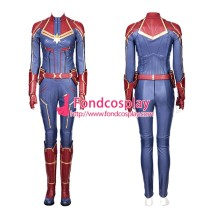 Captain Marvel Brie Larson cosplay costume Tailor-made[G3977]