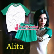 Alita cosplay costume Tailor-made[G3978]