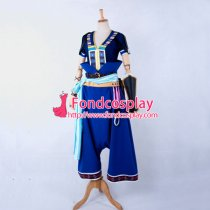 Final Fantasy Xiii 2 Noel Kreiss Dress Cosplay Costume Tailor-Madee[G785]