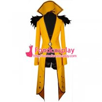 Lol The Bounty Hunter Dota Jacket Coat Game Cosplay Costume Tailor-Made[G855]