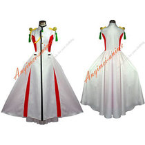 Shoujo Kakumei Utena Revolutionary Girl Utena Hememia Anxi Dress Cosplay Costume Custom-Made[G568]