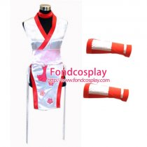 Doa Dead Or Alive -Kasumi Dress Game Cosplay Costume Tailor-Made[G1412]