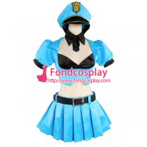 Lol League Of Legends - Officer Caitlyn Outfit Game Costume Tailor-Made[G1072]