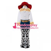 Toy Story-Jessie -The Yodeling Cowgirl Costume Movie Costume Tailor-Made[G1110]