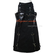 Gothic Lolita Punk Fashion Skirt Dress Cosplay Costume Tailor-Made[CK995]