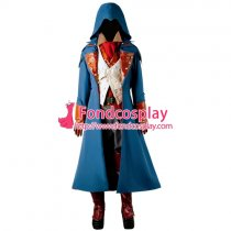 Assassin'S Creed Unity Arno Outfit Cosplay Costume Tailor-Made[G1600]