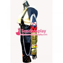 Final Fantasy Ffx Tidu Game Cosplay Costume Tailor-Made[G189]