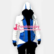 Assassin Creed Kenway Cotton-Linen Jacket Coat Cosplay Costumes Tailor-Made[G799]