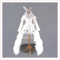 Vocaloid 2 Hatsune Miku Dress Cosplay Costume Tailor-Made[G714]