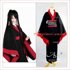 Hanfu Ds Doll Kimono Gothic Lolita Dress Cosplay Costume Tailor-Made[G698]