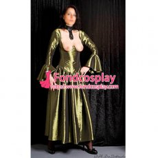 O Dress The Story Of O With Bra Taffeta Dress Cosplay Costume Tailor-Made[G155]