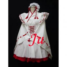Gothic Lolita Japan Kimono Outfit Dress Cosplay Costume Tailor-Made[CK794]