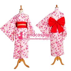 Lolita Dress Japan Kimono Cosplay Costume Tailor-Made[G1336]