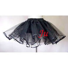 Black Petticoat Cosplay Costume Tailor-Made[CK393]