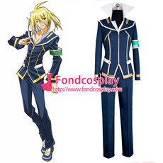 Medaka Box Uniform Vestment Cosplay Costume Tailor Made[G876]