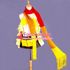 Final Fantasy Ffx-2 Rikku Final Fantasy Vii- Cloud Strife Cosplay Costume Tailor-Made[G042]