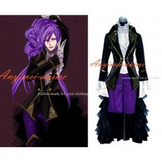 Vocaloid Kaito Uniform Dress Cosplay Costume Tailor-Made[G320]