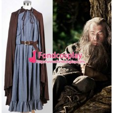 The Lord Of The Rings-Gandalf/Mithrandir Costume Moive Cosplay Tailor-Made[G1428]