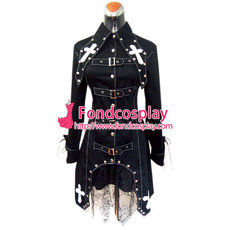 Gothic Lolita Punk Jacket Coat Cosplay Costume Tailor-Made[G191]