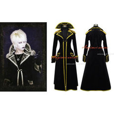 Visual J-Rock Moi Dix Mois Juka Jacket Coat Outfit Cosplay Costume Tailor-Made[G444]