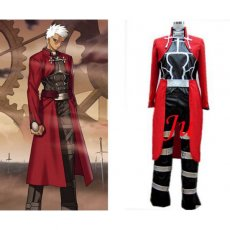 Fate Stay Night Archer Outfit Cosplay Costume Tailor-Made[CK151]