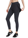 Stretchy Runing Pants High Waist Reflective Streetstyle Yoga Legging