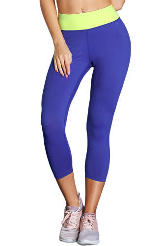 High Waist Length Leggings