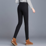 Winter High Waist Tight Leggings