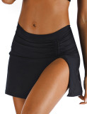 Elegance Big Size Slit Side Beach Skirt Drawstring Ultra Sexy