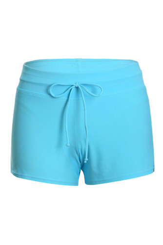 Lacing Short Women Swim Bottom