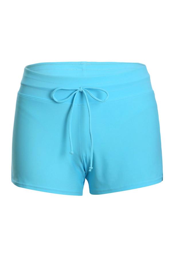 Lacing Short Women Swim Bottom