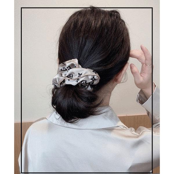 Fashion headband women's simple temperament net red hair circle versatile hair band headdress