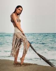 Beach Dresses Skirts