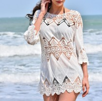 Very hot sale 4color Beach dress