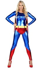 Supergirl-Halloween-Costume