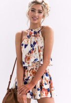 Beach Mini Dress SET