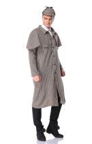 Sherlock Holmes(Hat + coat)