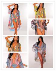 Big, slim, conservative shawl + Bikini Swimsuit