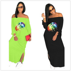 Offset Fashion Dresses