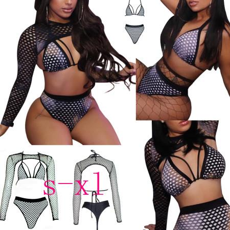 Bra & Bikini sets 3 pcs
