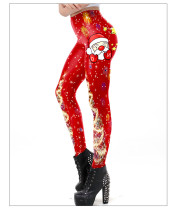 3D Digital Printing Leggings