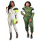 Sports leisure fashion suit