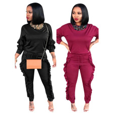 Ear side Jumpsuit