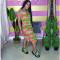 Fashion printed casual dress